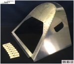 +++ fuselage part 1 - Messerschmitt Bf109 F +++