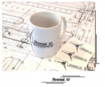 +++ Arsenal-45 Tasse - das Original +++